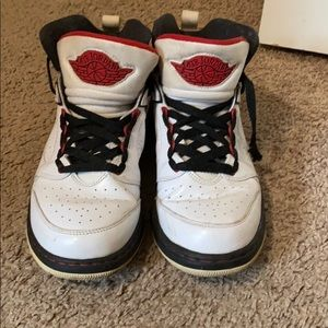 Jordan shoes men size 8